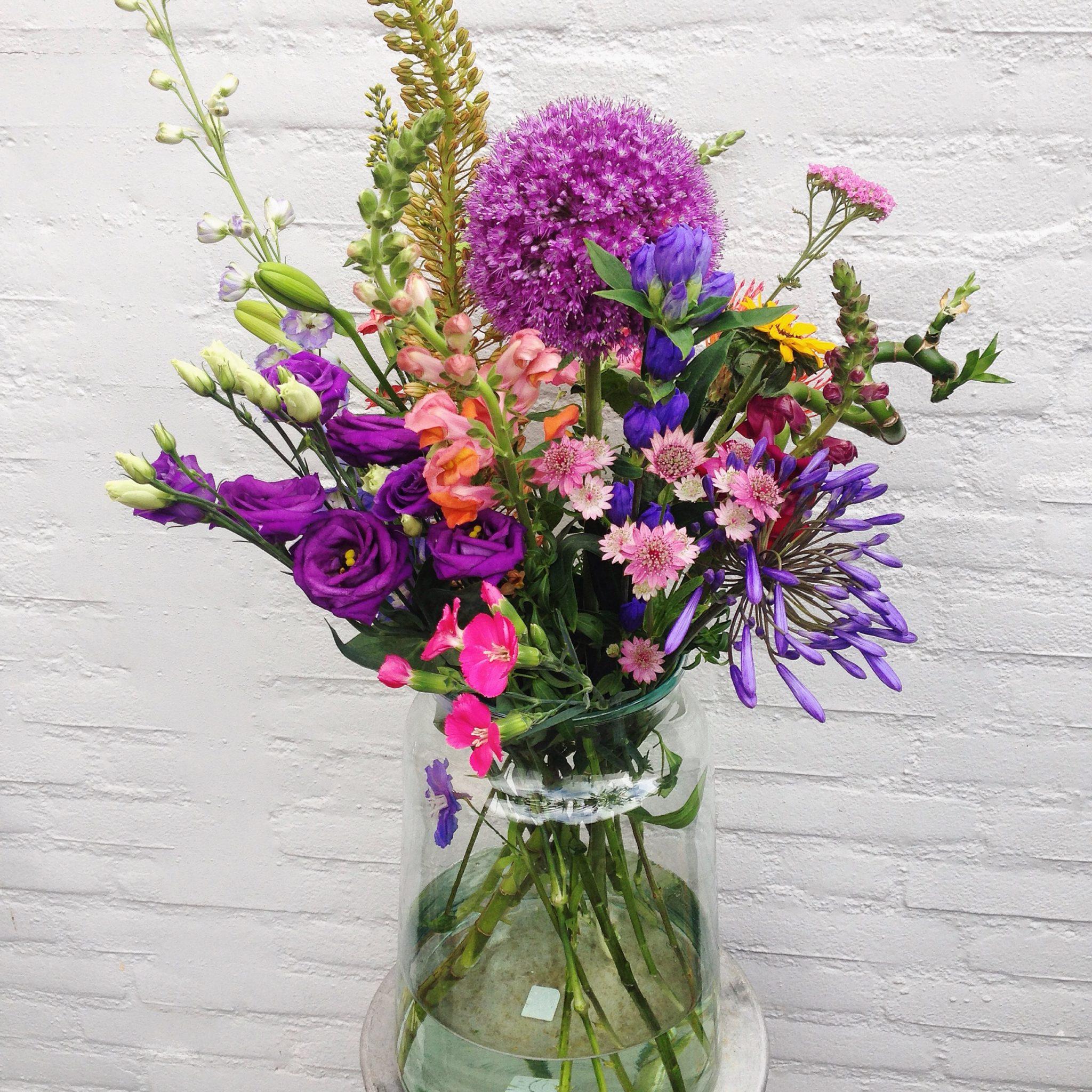Boeketten rootz bloemen oosterhout bloemist boeket for Bloemist breda