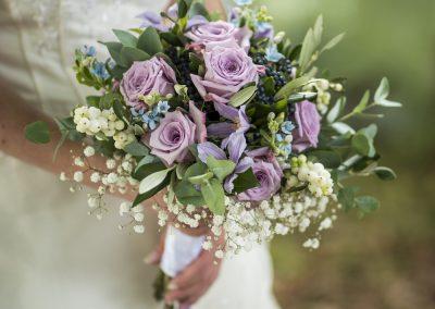 bruidsboeket fotografie: Dian Oostvogels